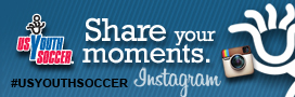 US Youth Soccer Intagram!